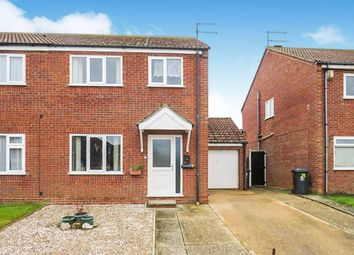 3 bed semi-detached house for sale in Zurich Close, Hopton, Great Yarmouth NR31