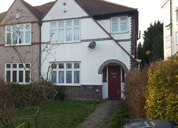 Thumbnail 3 bed terraced house to rent in The Drive, Isleworth