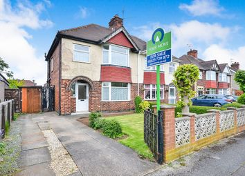 Thumbnail 3 bed semi-detached house for sale in Lime Tree Avenue, Kirkby-In-Ashfield, Nottingham