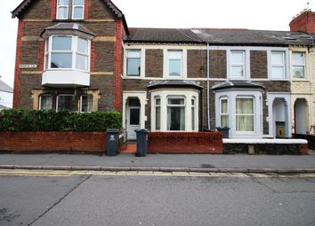 4 bed terraced house for sale in Mackintosh Place, Roath, Cardiff CF24