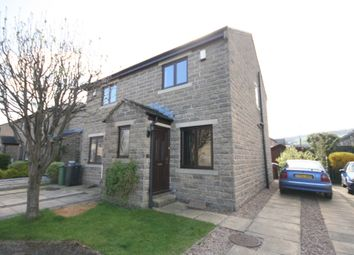Thumbnail 2 bed semi-detached house to rent in Wharfedale Court, Otley