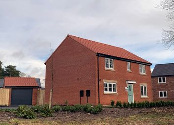 "Thumbnail 4 bed property for sale in ""Belmont"" at Langton Road, Norton, Malton"