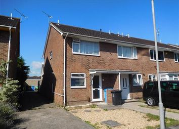 Thumbnail 2 bedroom end terrace house for sale in Hewitt Road, Hamworthy, Poole