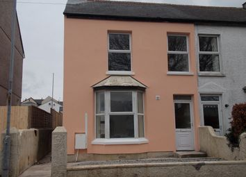 Thumbnail 2 bed flat to rent in Kings Road, Camborne, Cornwall