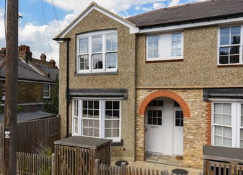 Thumbnail 2 bed terraced house for sale in Peabody Cottages, Rosendale Road