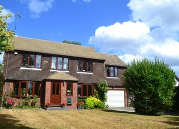 4 bed detached house for sale in Taylors Lane, Trottiscliffe ME19