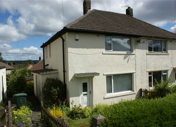 Thumbnail 2 bed semi-detached house for sale in March Cote Lane, Bingley, West Yorkshire