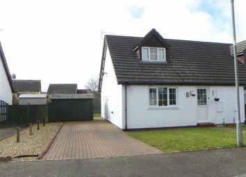 Thumbnail 2 bed semi-detached house for sale in Freemans Walk, Pembroke