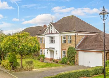 Thumbnail 5 bed detached house for sale in Wellfield Gardens, Carshalton