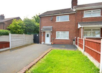 Thumbnail 2 bed semi-detached house for sale in Crow Wood Lane, Widnes