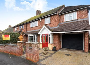 Thumbnail 3 bed semi-detached house for sale in Henley Road, Oxford