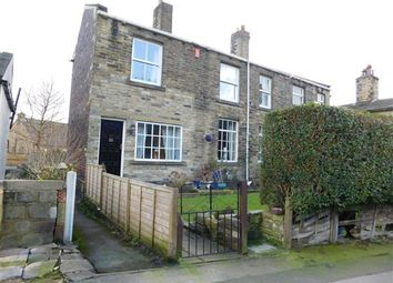 Thumbnail 3 bedroom cottage for sale in Mill Carr Hill Road, Oakenshaw, Bradford