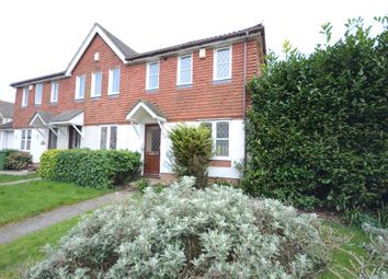 Thumbnail 3 bedroom end terrace house for sale in Hebbecastle Down, Warfield, Berkshire