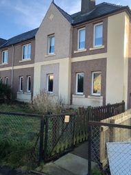 Thumbnail 3 bed flat to rent in Halkett Crescent, Dunfermline