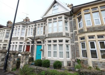 Thumbnail 4 bed terraced house for sale in Downend Road, Downend, Bristol