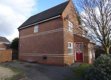 Thumbnail 2 bed semi-detached house to rent in Truro Way, Spalding