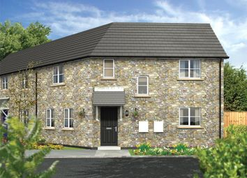 Thumbnail 4 bed semi-detached house for sale in Dobwalls, Liskeard