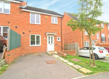 Thumbnail 3 bed semi-detached house for sale in East Street, Doe Lea, Chesterfield