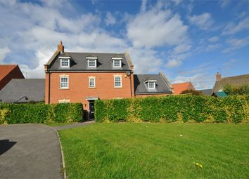 Thumbnail 6 bed detached house for sale in Loddington Way, Mawsley Village, Kettering, Northamptonshire