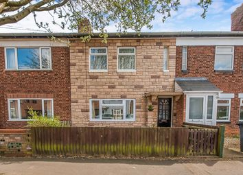 Thumbnail 2 bedroom terraced house for sale in Willesden Avenue, Walton, Peterborough