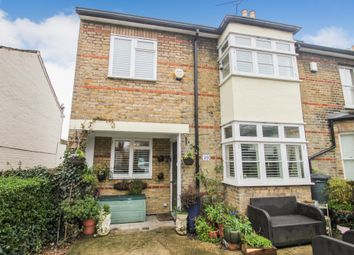 Thumbnail 3 bed semi-detached house for sale in Browning Road, Leytonstone, London