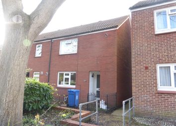 Thumbnail 2 bedroom end terrace house for sale in Whitethorn Close, Old Catton, Norwich