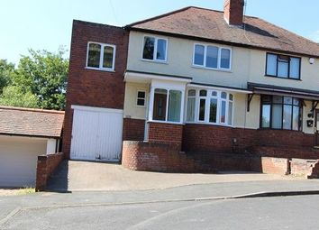 Thumbnail 4 bed semi-detached house for sale in Dennis Hall Road, Stourbridge