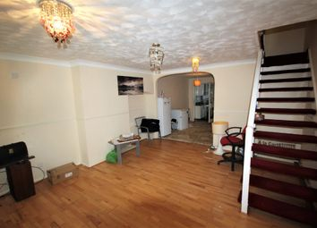 Thumbnail 3 bed terraced house to rent in St. Mary's Road, Edmonton, London