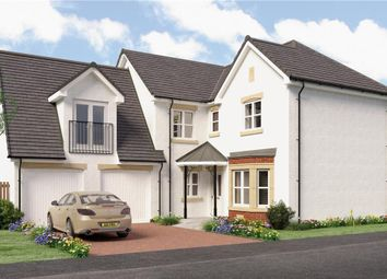 "Thumbnail 4 bed detached house for sale in ""Teviot 4"" at Raeswood Drive, Glasgow"