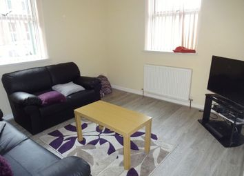 Thumbnail 6 bedroom terraced house to rent in Radford Boulevard, Nottingham