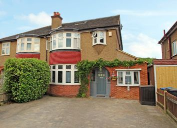 Thumbnail 5 bed semi-detached house for sale in Lyndhurst Avenue, Surbiton, Surrey