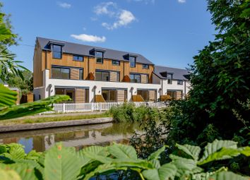 Thumbnail 4 bed end terrace house for sale in Wharfside Mews, Padworth