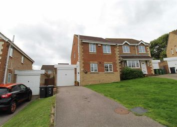 Thumbnail 3 bedroom detached house for sale in Kensington Close, St Leonards-On-Sea, East Sussex