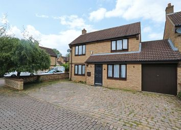 Thumbnail 3 bed link-detached house for sale in Ibstone Avenue, Bradwell Common, Milton Keynes