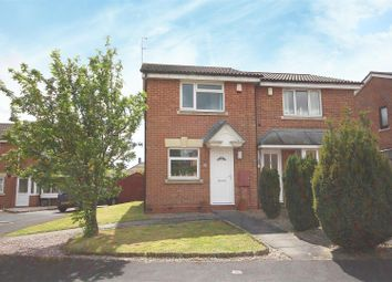 Thumbnail 2 bedroom semi-detached house for sale in Babbacombe Drive, Bestwood, Nottingham