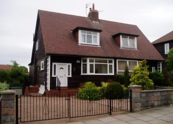 Thumbnail 4 bed semi-detached house to rent in Auchinyell Terrace, Garthdee