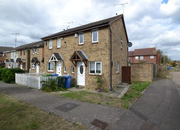 Thumbnail 2 bed end terrace house to rent in Satis Avenue, Milton, Sittingbourne