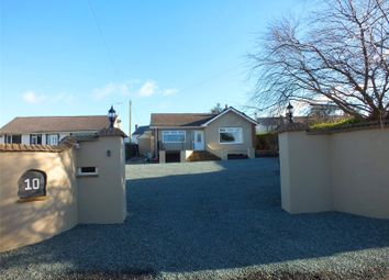 Thumbnail 3 bed detached bungalow for sale in Priory Lodge Drive, Milford Haven, Pembrokeshire