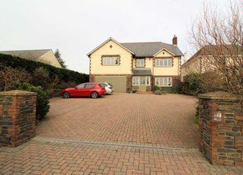 Thumbnail 5 bed detached house for sale in Saltash Road, Callington