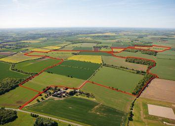 Thumbnail Farm for sale in Highfield Farm, Perry, Cambridgeshire
