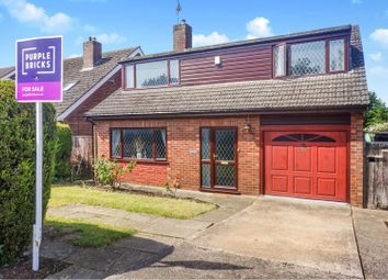 Thumbnail 4 bed detached house for sale in Larkin Avenue, Cherry Willingham, Lincoln