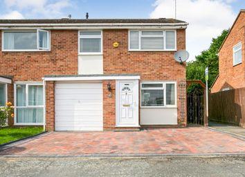 3 bed semi-detached house for sale in Pelham Close, Cottenham, Cambridge CB24