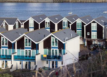Thumbnail 4 bedroom town house for sale in Spinnaker Quay, Mount Batten