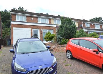 Thumbnail 3 bed semi-detached house for sale in Foxwood Avenue, Park Farm, Great Barr