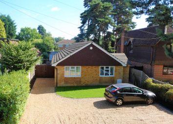 Thumbnail 4 bed detached bungalow for sale in Barkham Ride, Wokingham