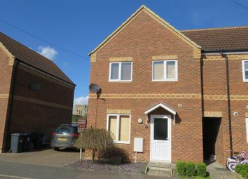 Thumbnail 3 bedroom terraced house for sale in Lincoln Road, Upwood, Ramsey, Huntingdon