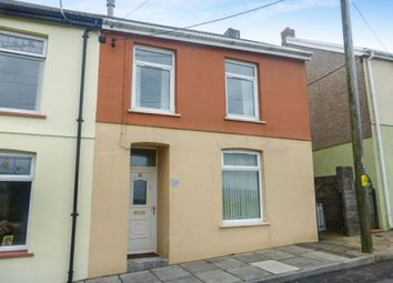 Thumbnail 3 bed end terrace house for sale in Fair View, Gilfach Goch, Porth