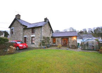 Thumbnail 3 bed detached house for sale in Cenarth, Newcastle Emlyn