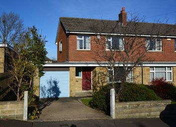Thumbnail 3 bed semi-detached house for sale in Briarlyn Avenue, Birchencliffe, Huddersfield