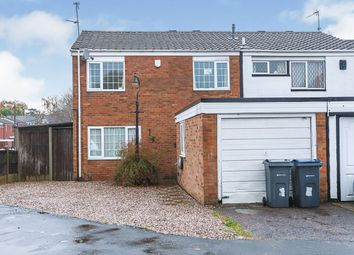4 bed semi-detached house for sale in Wisley Way, Harborne, Birmingham B32